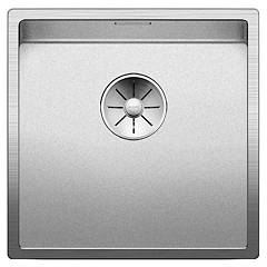 Blanco 1523385 Stainless steel undermount sink 44 x 44 Claron 400-u
