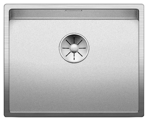Photos 1: Blanco 1523390 Claron 500-if Filotop sink 54 x 44 stainless steel