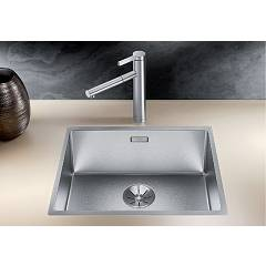 Photos 2: Blanco 1523391 Claron 700-if 74 x 44 stainless steel filotop sink