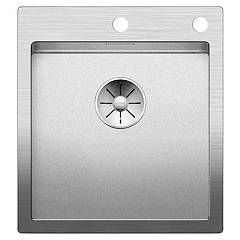 Blanco 1523392 Filotop sink 46 x 51 stainless steel Claron 400-if/a