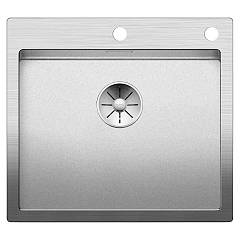 Blanco 1523393 Filotop sink 56 x 51 stainless steel Claron 500-if/a