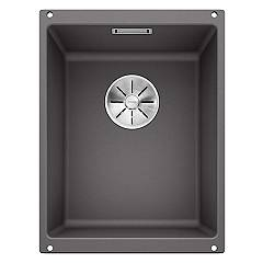 Blanco Subline 320-u Umywalka undermount cm. 35 x 46 silgranit - rock grey Subline