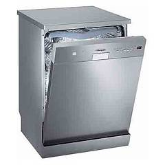 Bompani Bolf147/s Dishwasher cm. 60 - 14-covered - stainless steel free standing