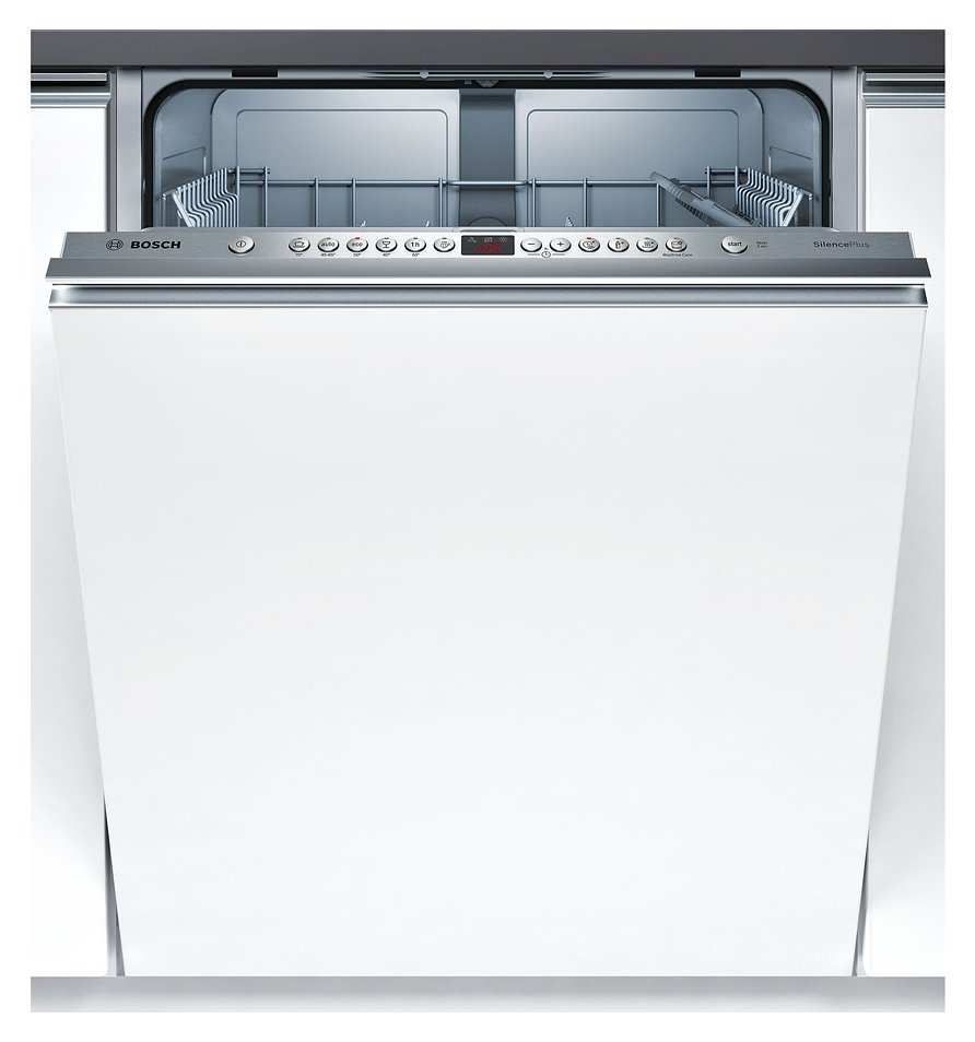 Photos 1: Bosch SMV46GX01E Built-in dishwasher cm. 60 - 12 covers