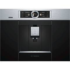 Bosch Ctl636es6 Recessed coffee machine cm.60 h 45.5 - black / inox