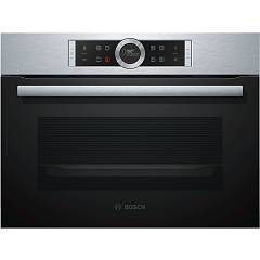 Bosch Cbg635bs1 Oven compact recessed cm. 60 h 45 - black/stainless steel