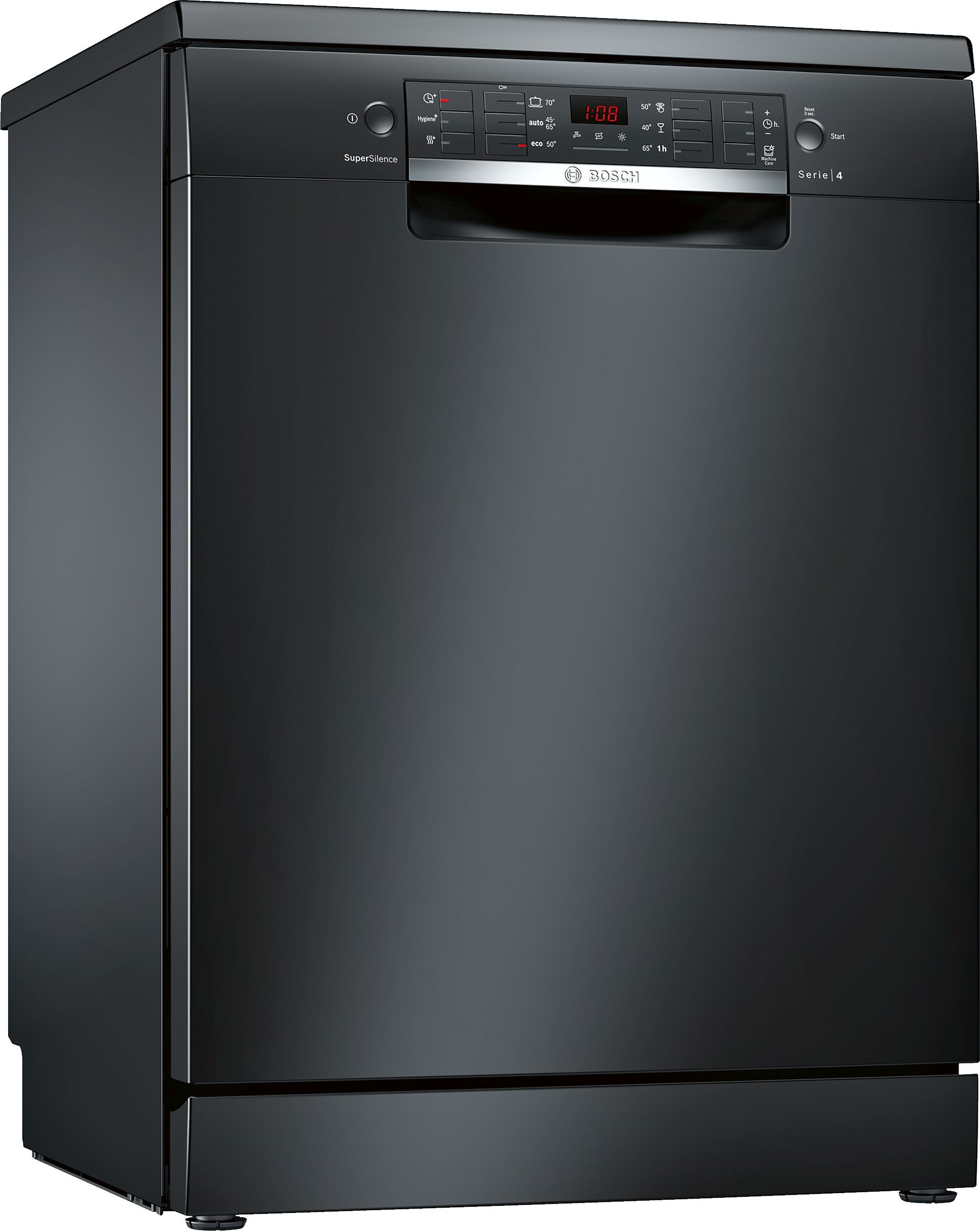 Photos 1: Bosch Dishwasher cm. 60 - 13 covers - black SMS46IB17E