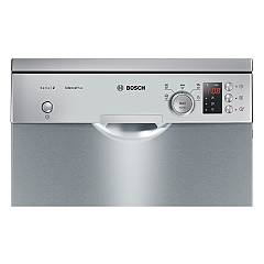 Photos 2: Bosch SPS25CI05E Serie 2 Silence Plus Dishwasher cm. 45 - 9 place settings - inox