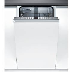 Bosch Spv46ix07e Built-in dishwasher cm. 45 - 9 covers Serie 4 - Supersilence