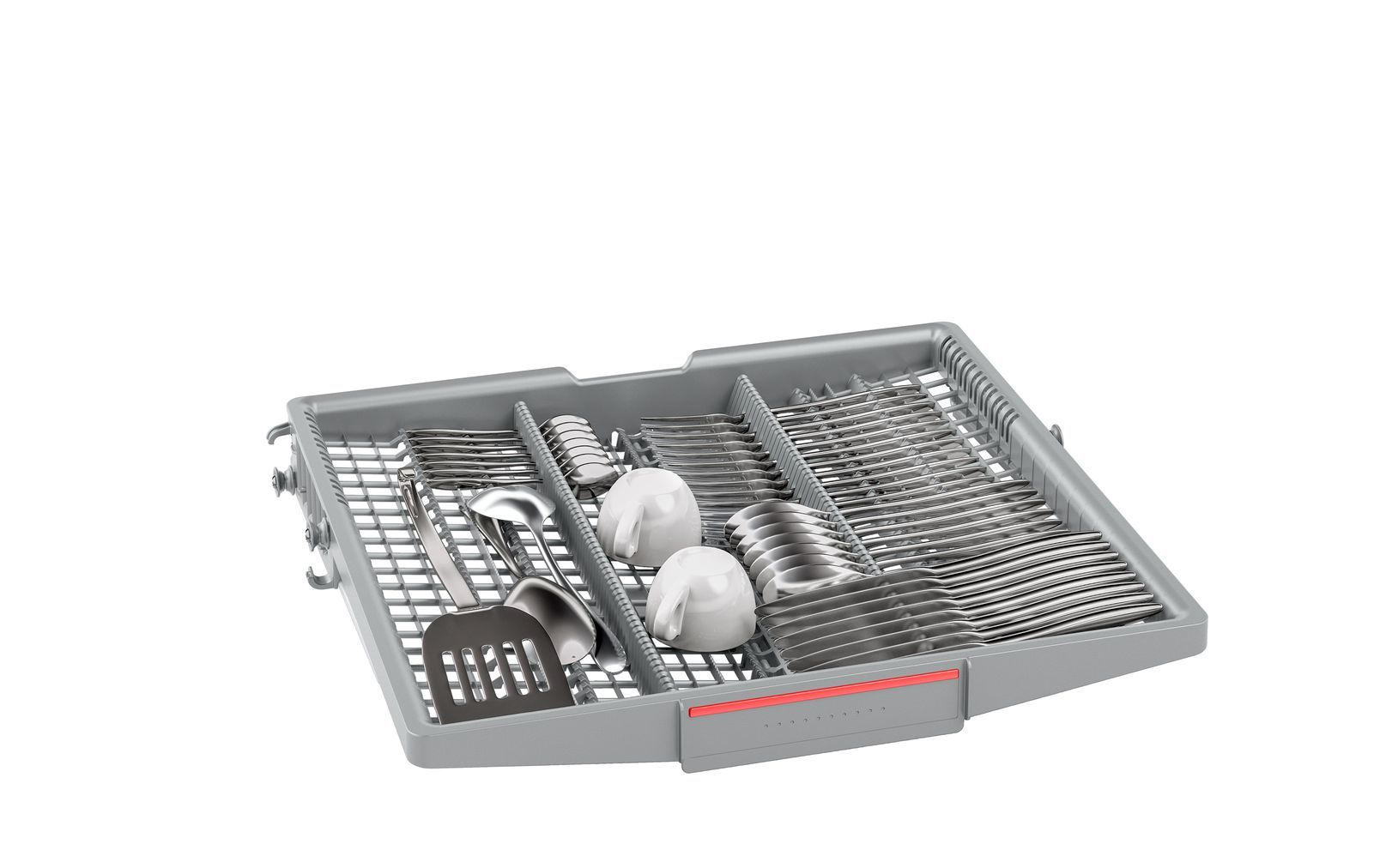 Photos 3: Bosch Dishwasher cm. 60 - 14 place settings - stainless steel anti-fingerprint SMS68MI04E