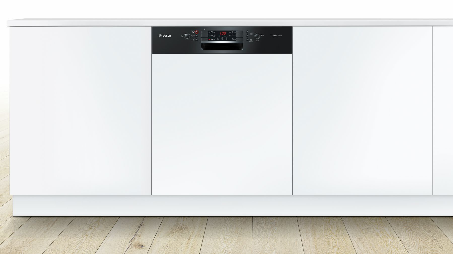 Photos 6: Bosch Built-in dishwasher cm. 60 - 14 covers SMI46MB03E