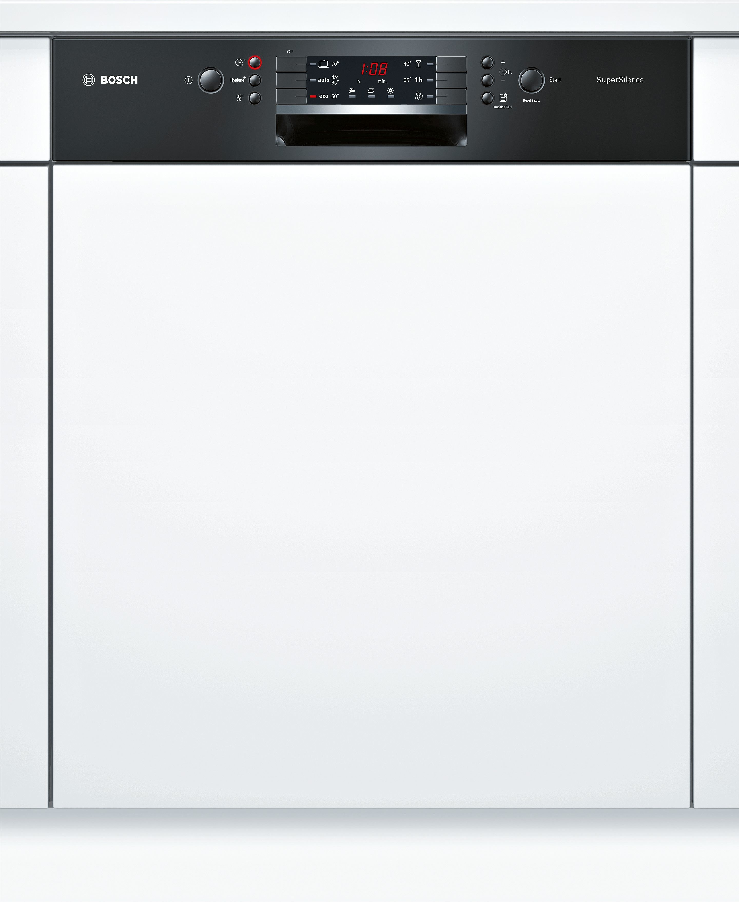 Photos 1: Bosch Built-in dishwasher cm. 60 - 14 covers SMI46MB03E