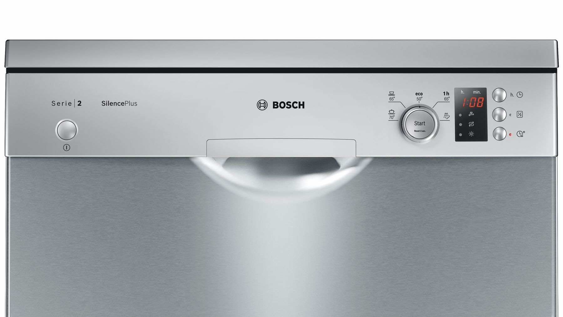 Photos 3: Bosch Dishwasher - cm. 60 to 14 place settings SMS25FI05E
