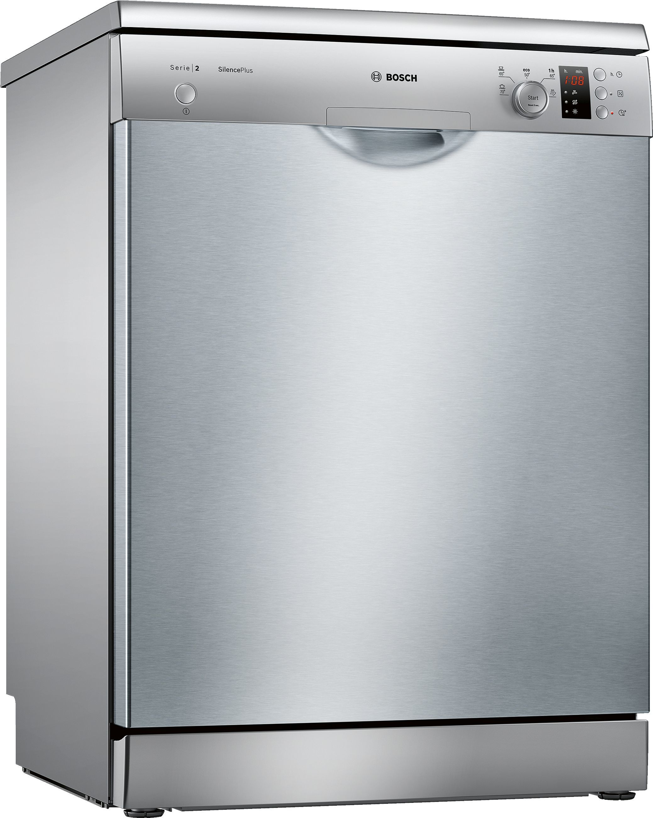 Photos 1: Bosch Dishwasher - cm. 60 to 14 place settings SMS25FI05E