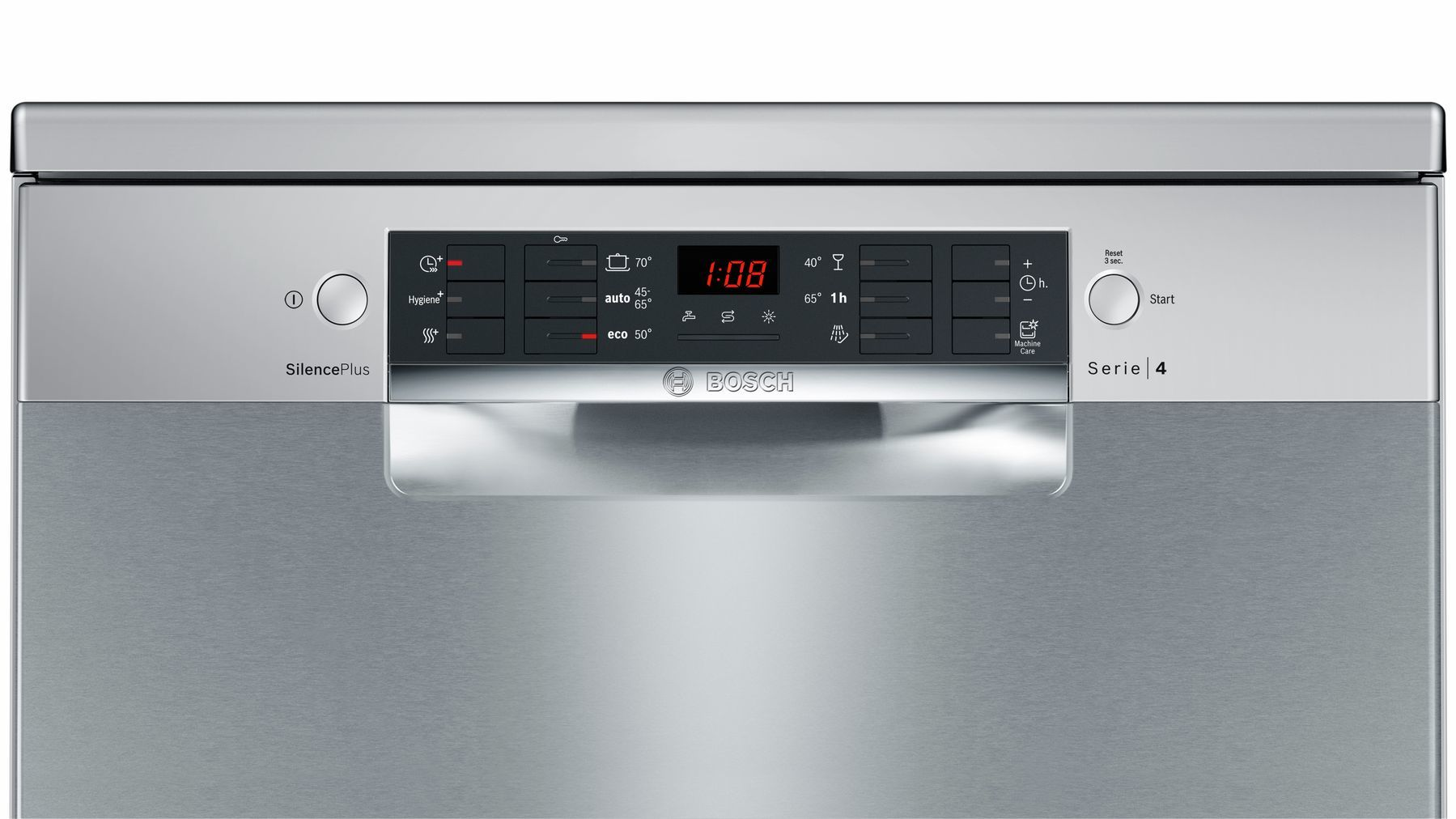 Photos 5: Bosch Dishwasher - cm. 60 to 14 place settings SMS46MI08E