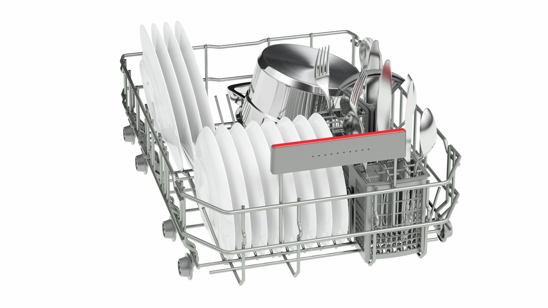 Photos 3: Bosch Dishwasher cm. 45 - 9 covered SPS46II07E