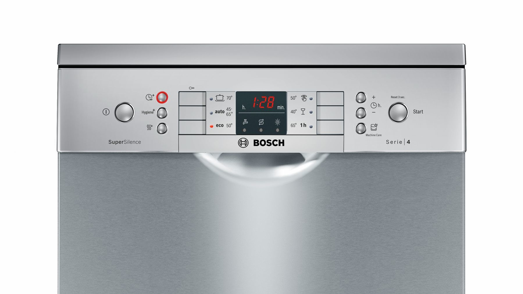 Photos 5: Bosch Dishwasher cm. 45 - 9 covered SPS46II07E