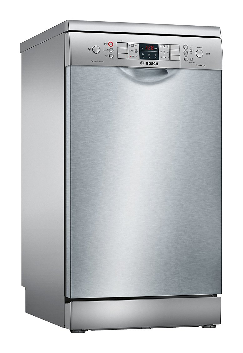 Photos 1: Bosch SPS46II07E Serie 4 Dishwasher cm. 45 - 9 place settings - inox