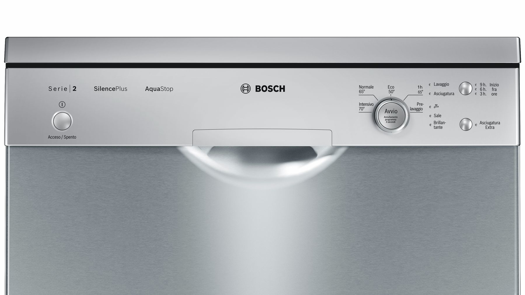 Photos 5: Bosch Dishwasher cm. 60 to 12 place settings SMS25AI01J