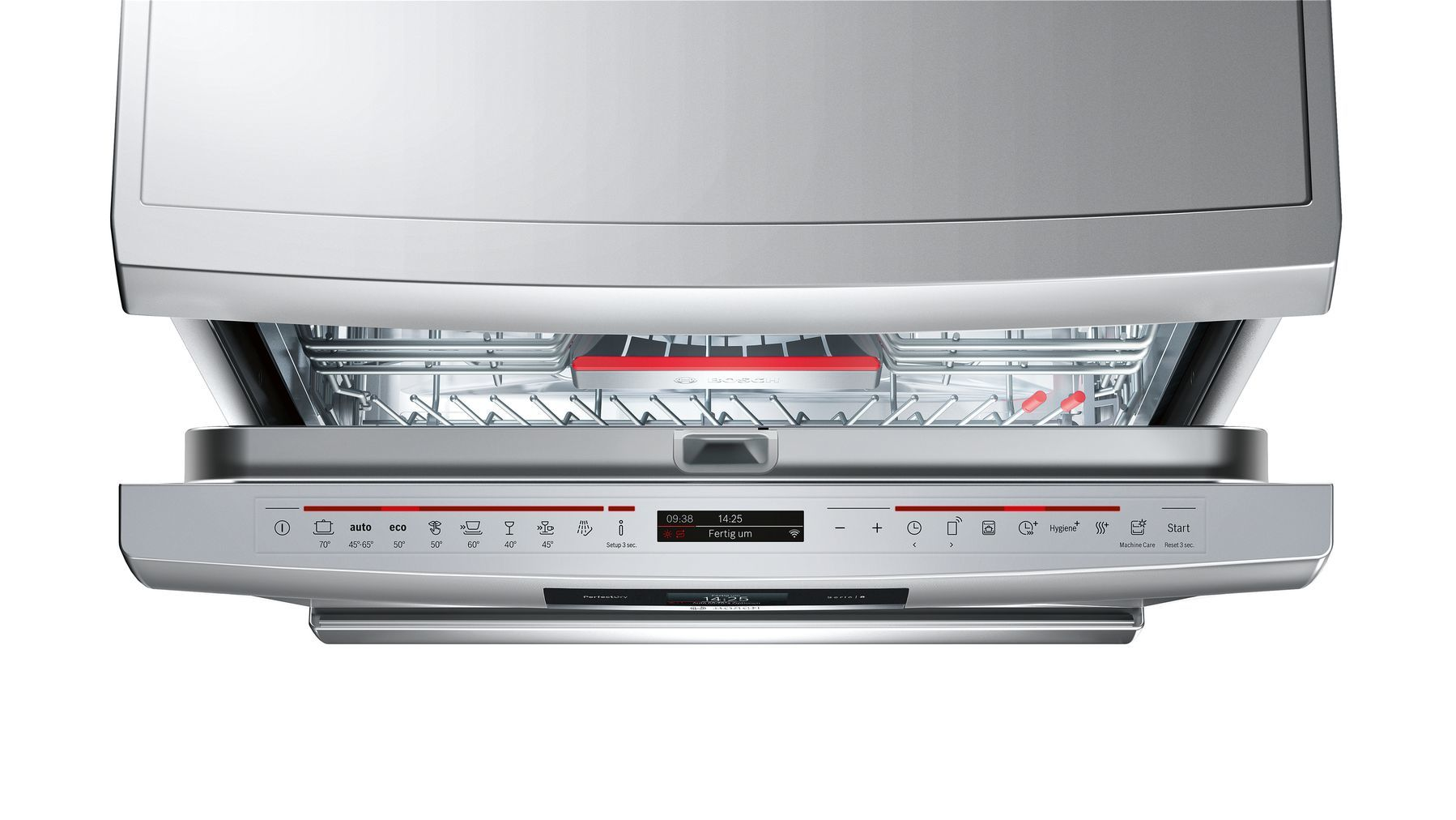 Photos 5: Bosch Dishwasher cm. 60 - 13 covered SMS88TI36E