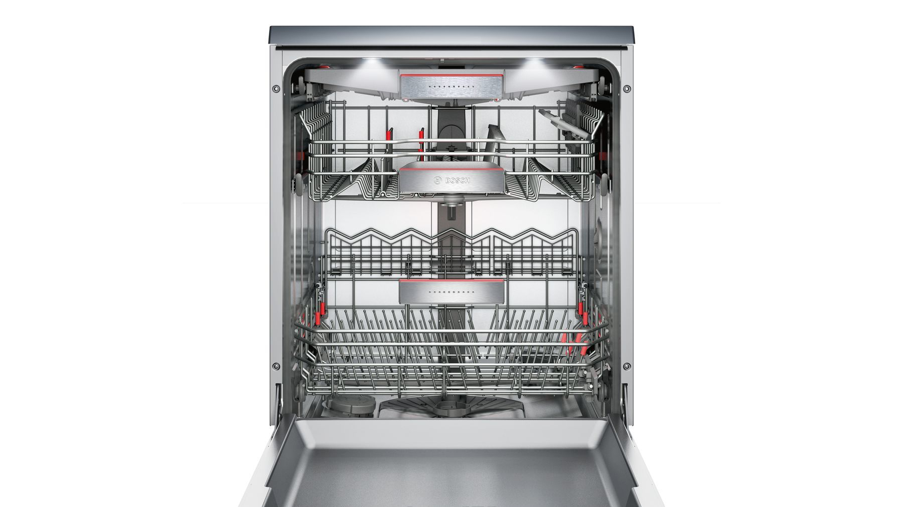 Photos 6: Bosch Dishwasher cm. 60 - 13 covered SMS88TI36E