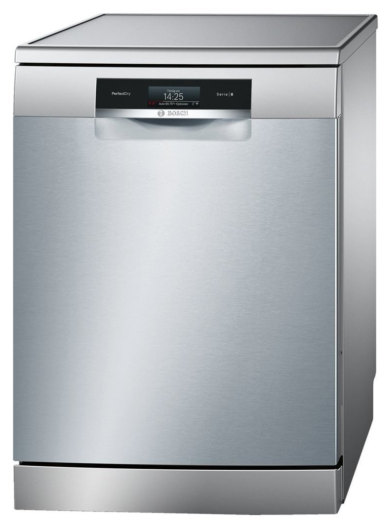 Photos 1: Bosch SMS88TI36E Serie 8 Perfectdry Dishwasher cm. 60 - 13 covered