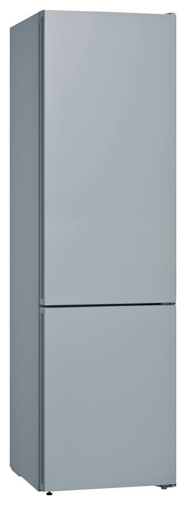Photos 1: Bosch Frigocongelatore cm. 60 h 203 - 366 lt. - stainless steel with interchangeable panels KGN39IJ3A