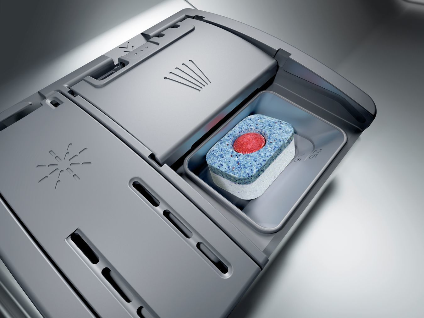 Photos 3: Bosch Compact dishwasher with free installation cm. 55 - 6 covered SKS62E28EU