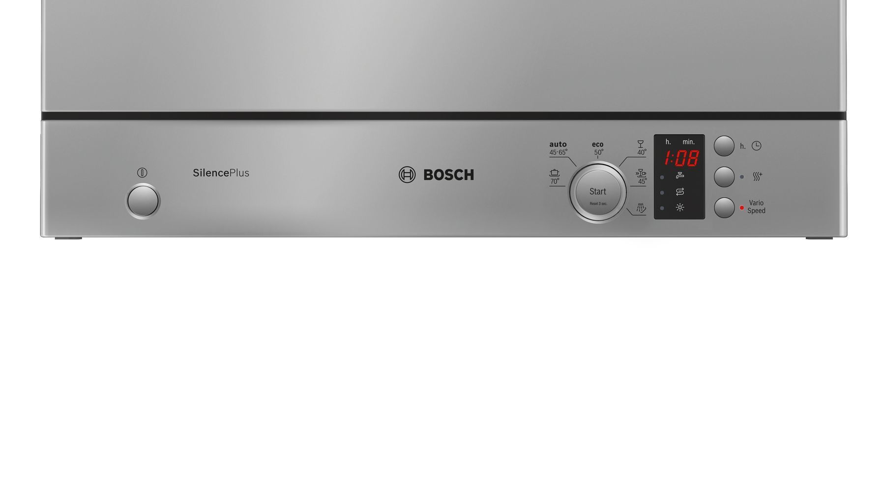 Photos 4: Bosch Compact dishwasher with free installation cm. 55 - 6 covered SKS62E28EU
