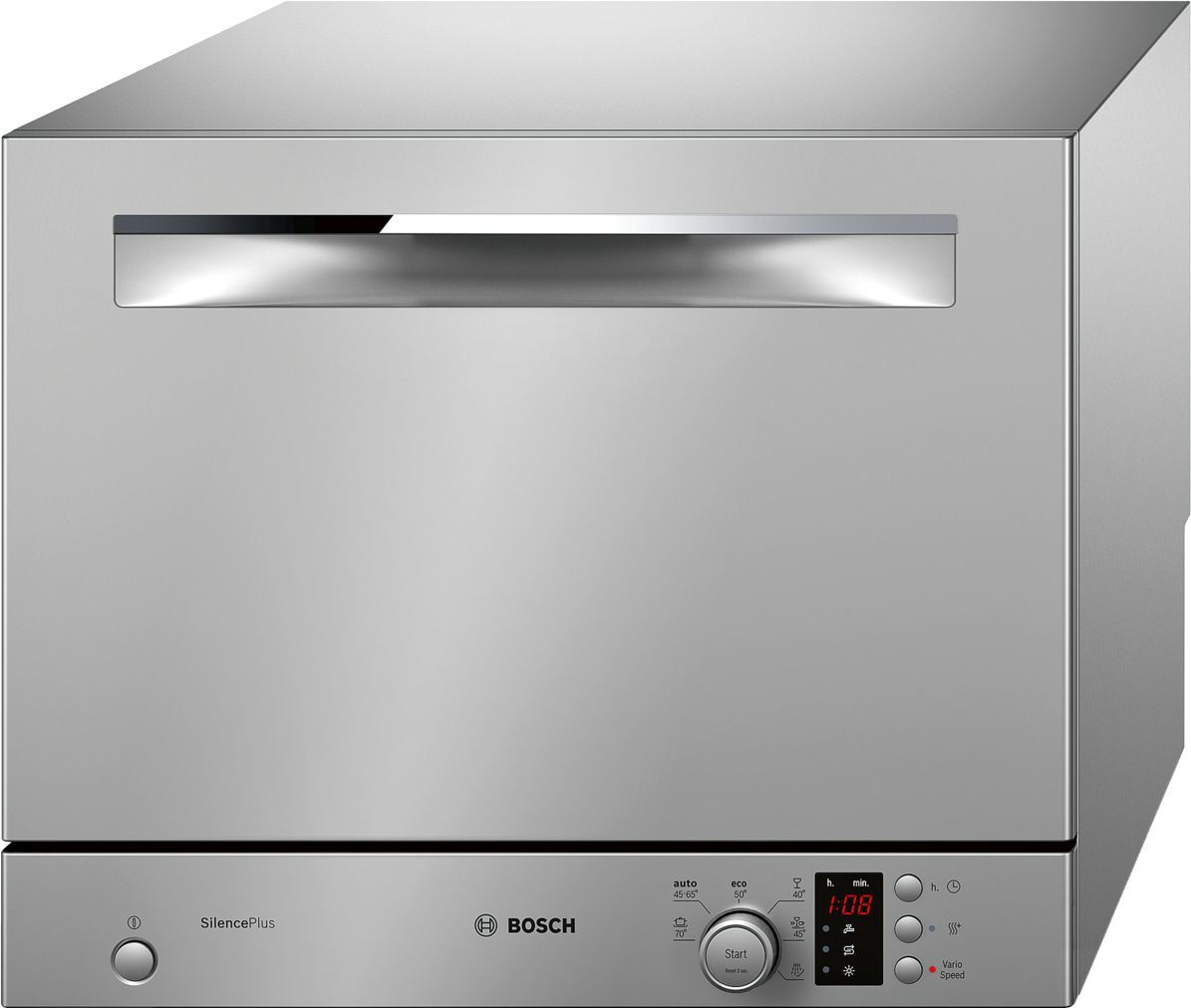 Photos 1: Bosch Compact dishwasher with free installation cm. 55 - 6 covered SKS62E28EU