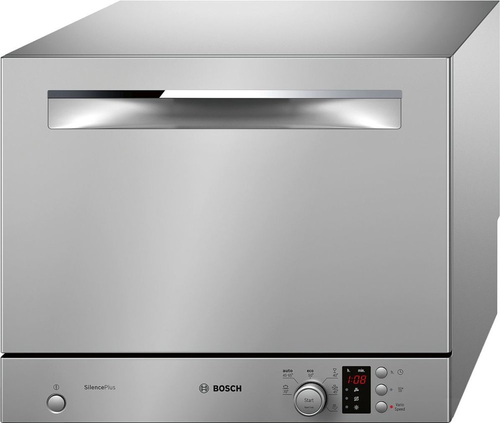 Photos 1: Bosch SKS62E28EU Serie 4 Compact dishwasher with free installation cm. 55 - 6 covered