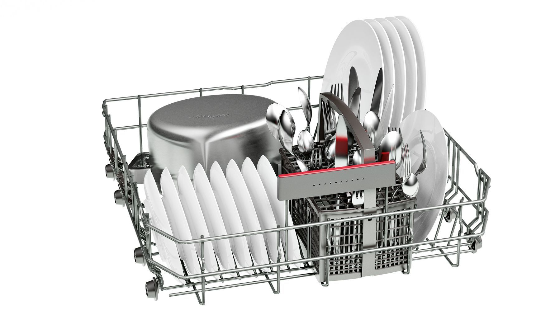 Photos 2: Bosch Built-in dishwasher cm. 60 - 13 place settings - white SMD46IW03E