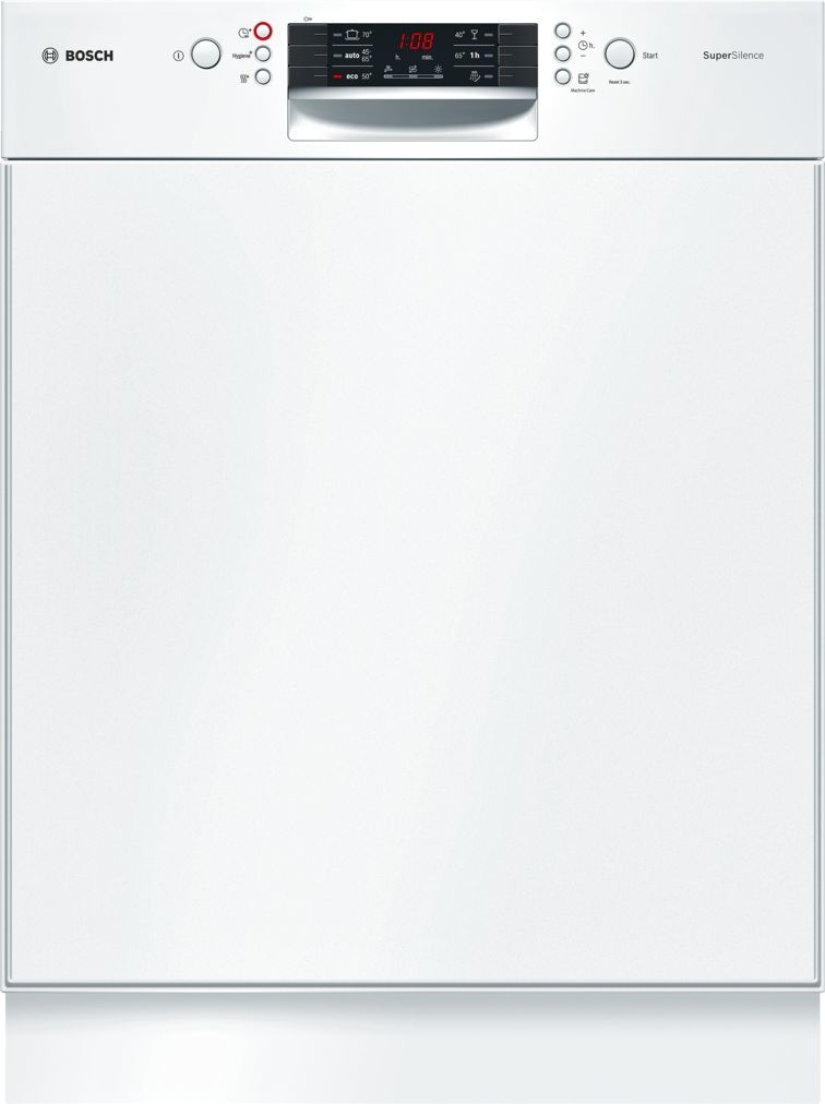 Photos 1: Bosch Built-in dishwasher cm. 60 - 13 place settings - white SMD46IW03E