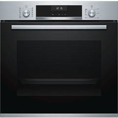 Bosch Hba5577s0 Built-in oven cm. 60 with pyrolytic - stainless steel function Serie 6