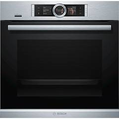 Bosch Hbg656es6 Built-in oven cm. 60 with automatic programs - stainless steel Serie 8