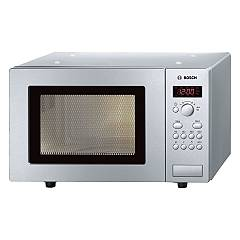 Bosch Hmt75m451 Microwave oven with automatic programs cm. 46 h 29 - 17 lt. - stainless steel Serie 2