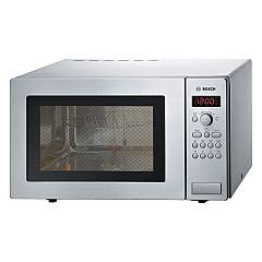 Bosch Hmt84g451 Microwave oven with grill cm. 51 h 30 - 25 lt. - stainless steel Serie 2