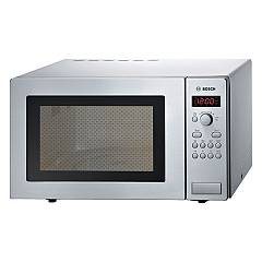 Bosch Hmt84m451 Microwave oven with automatic programs cm. 51 h 30 - 25 lt. - stainless steel Serie 2