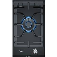 Bosch Pra3a6d70 Gas hob 30 cm - black glass ceramic Serie 8