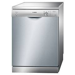Bosch Sms50d48eu Dishwasher cm. 60 - 12 place settings - stainless steel anti-fingerprint Serie 2