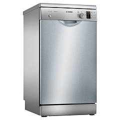 Bosch Sps25fi03e Dishwasher cm. 45 - 10 place settings - stainless steel anti-fingerprint Serie 2