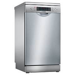 Bosch Sps66ti00e Dishwasher cm. 45 - 10 place settings - stainless steel anti-fingerprint Serie 6