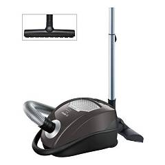 Bosch Bgl45500 Cart vacuum cleaner with bag - gray / silver