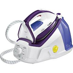 Bosch Tds6080 Iron with boiler - white / purple Serie 6