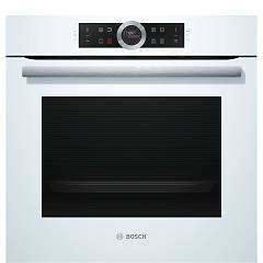 Bosch Hbg675bw1 Electric oven cm. 60 - white Serie 8
