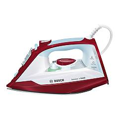 Bosch Tda3024010 Steam iron - white / red Sensixx'x Da30