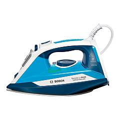Bosch Tda3028210 Steam iron - white / blue Sensixx'x Da30
