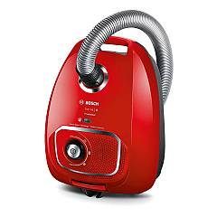 Bosch Bgls4pet2 Trailed vacuum cleaner with bag - red 4