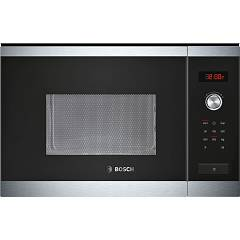 Bosch Hmt84m654 Built-in microwave oven cm 59 h 38 - stainless steel