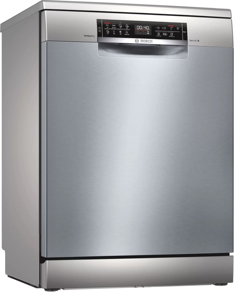 Bosch SMS6ZCI42E 6 Free-standing dishwasher cm. 60 - 14 covered - stainless  steel | Vieffetrade